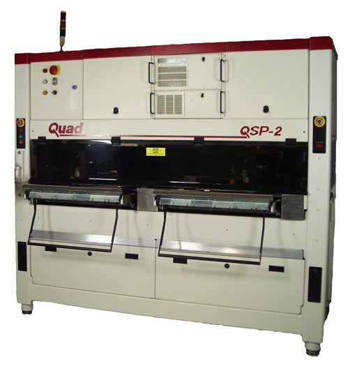 Quad QSP-2 Pick and Place System