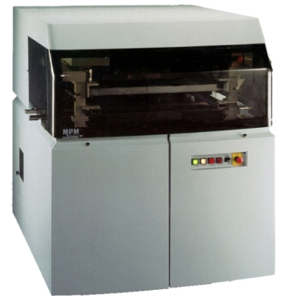 MPM AP 25 Screen Printer