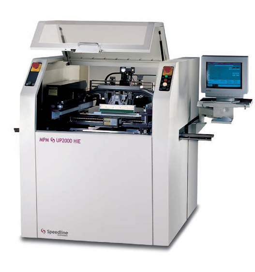 MPM UP-2000 HiE Screen Printer