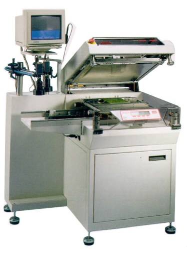 Quad MV-100 Screen Printer