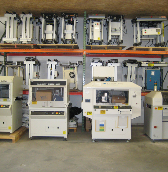 Surface Mount Equipment